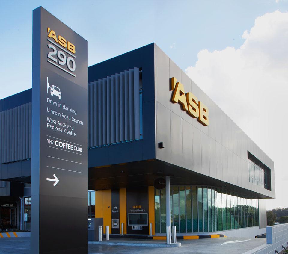 ASB Regional Centres